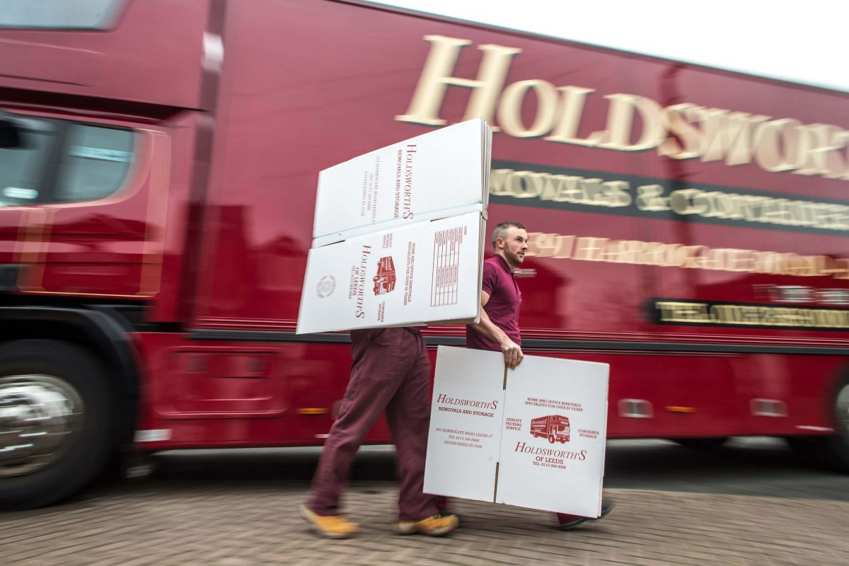 holdsworths packing and removal