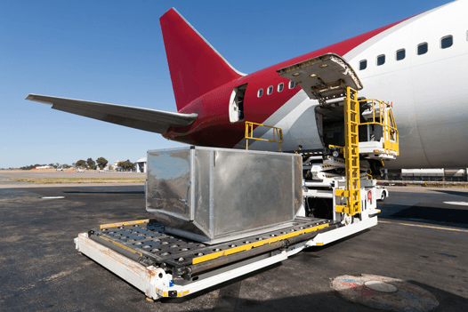 holdsworth - air freight