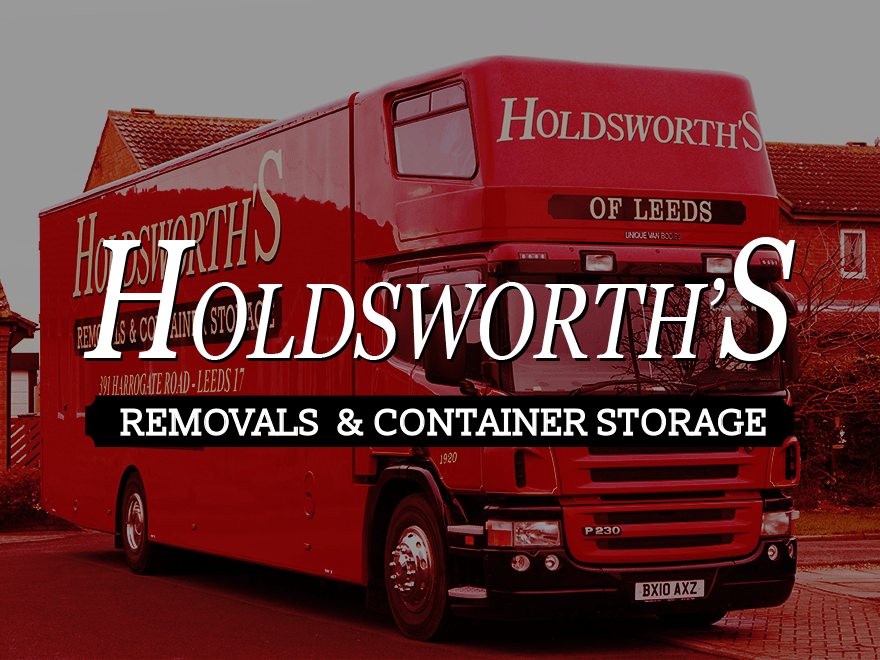 Holdsworth's Removals Logo