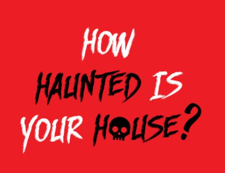 Haunted Homes Quiz