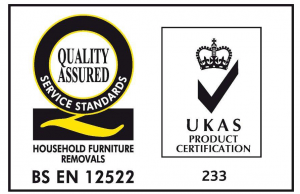 Household Furniture Removals Certificate