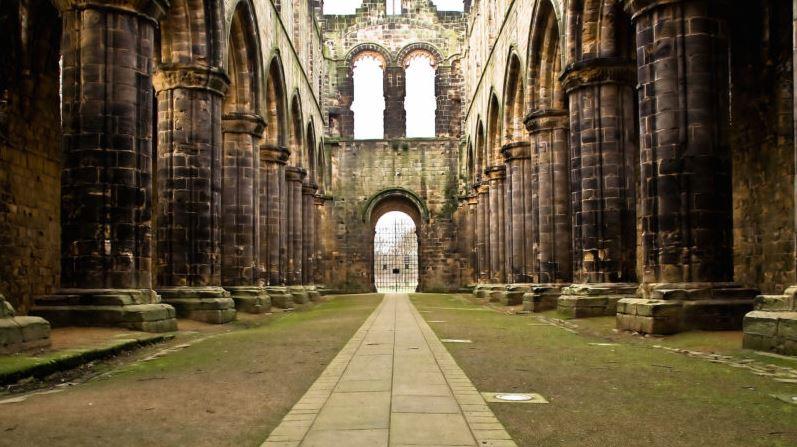 Kirsktall Abbey Leeds